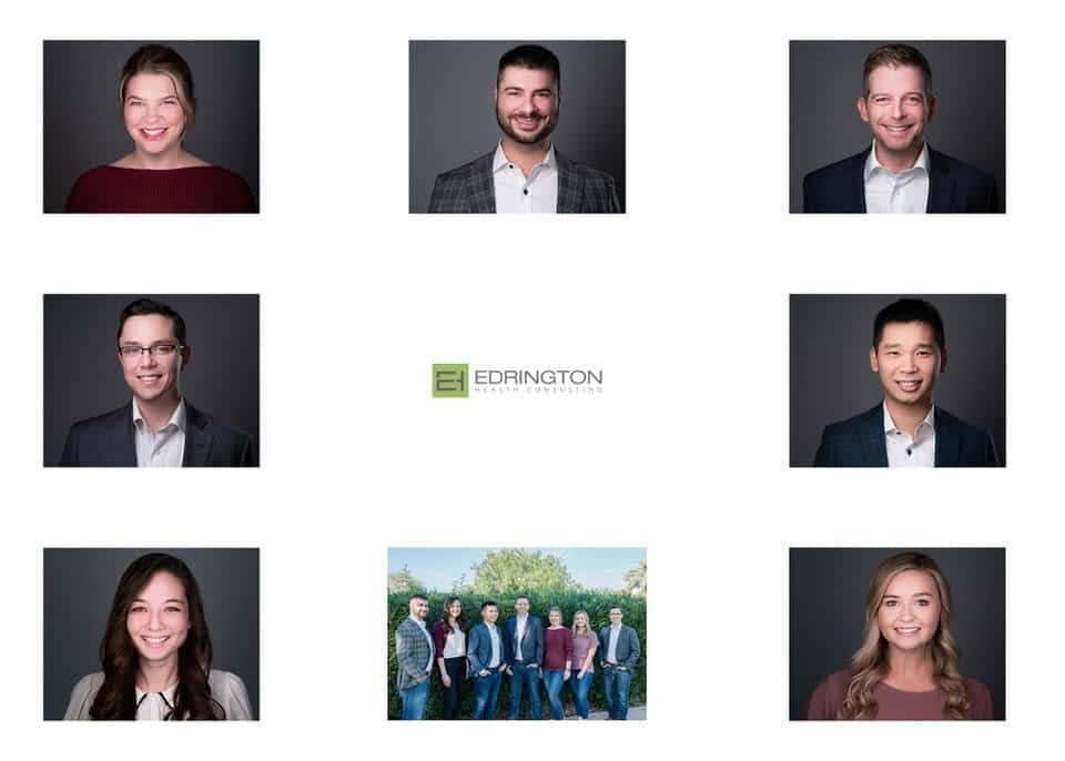 On Location Corporate Headshot Pricing Information Request